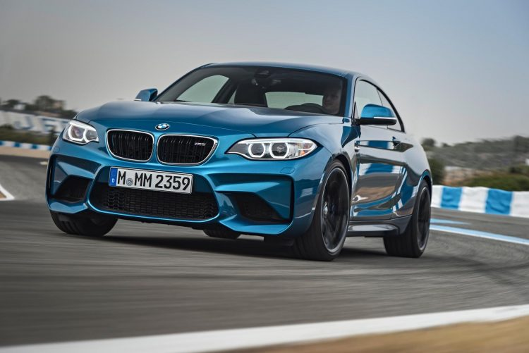 BMW M2 Gran Coupe Reportedly Coming in 2019