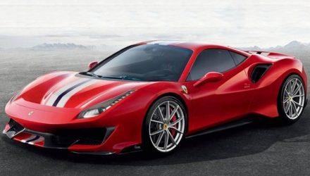 Ferrari 488 Pista leaks out as new hardcore lightweight