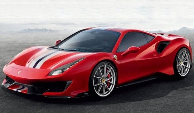 Ferrari Officially Unveiled 2018 488 Pista