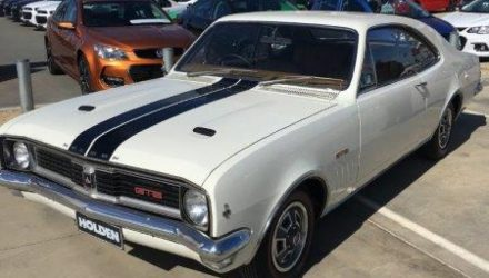 For Sale: Staggering collection of classic Holdens; Walkinshaw, W427, Monaro