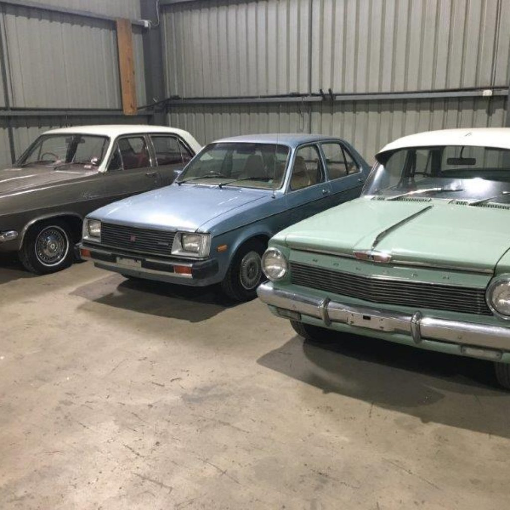 For Sale: Staggering collection of classic Holdens; Walkinshaw, W427 ...