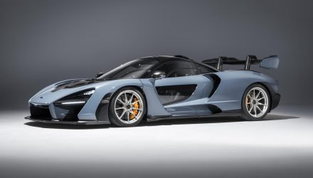 McLaren Senna finer specs revealed, 1/4 mile in 9.9 seconds