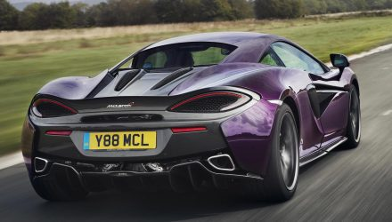 McLaren MSO announces 'Defined' options for 57GT & 570S