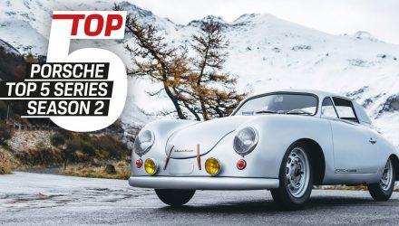 Video: Porsche Top 5 video series returns for season 2