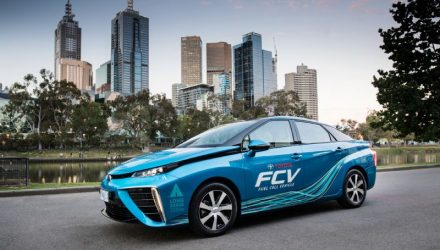 Toyota partners with Hydrogen Mobility Australia as founding member