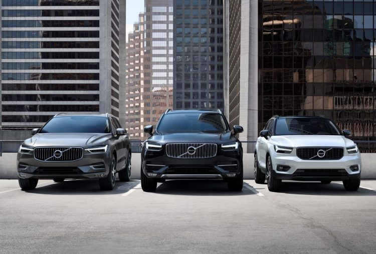 Volvo achieves record profits as electric and autonomous future approaches