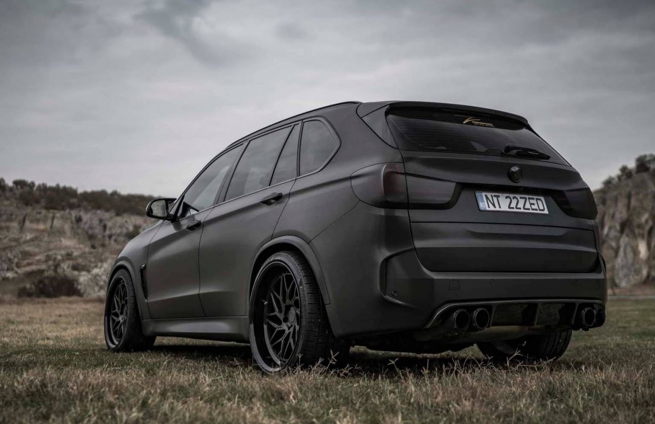 z performance develops powerful stealth kit for bmw x5 m. Black Bedroom Furniture Sets. Home Design Ideas