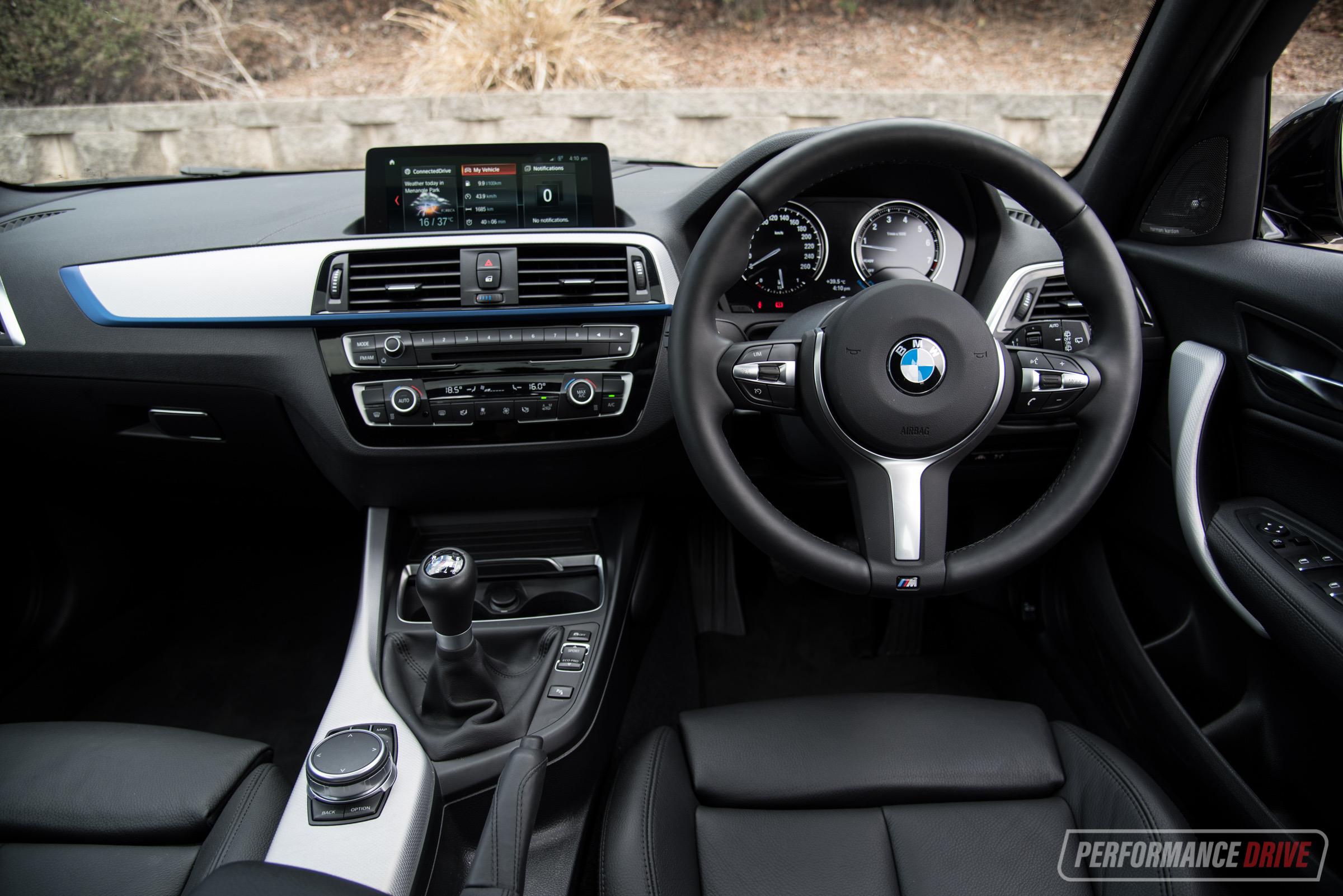 2018 Bmw M140i Interior