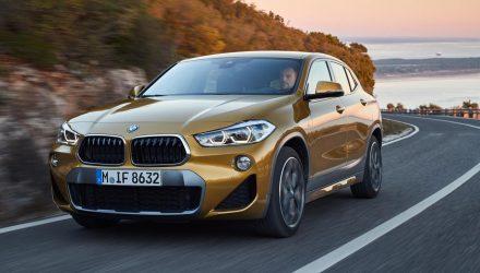 Australian BMW X2 range expanding with sDrive18i & xDrive20d