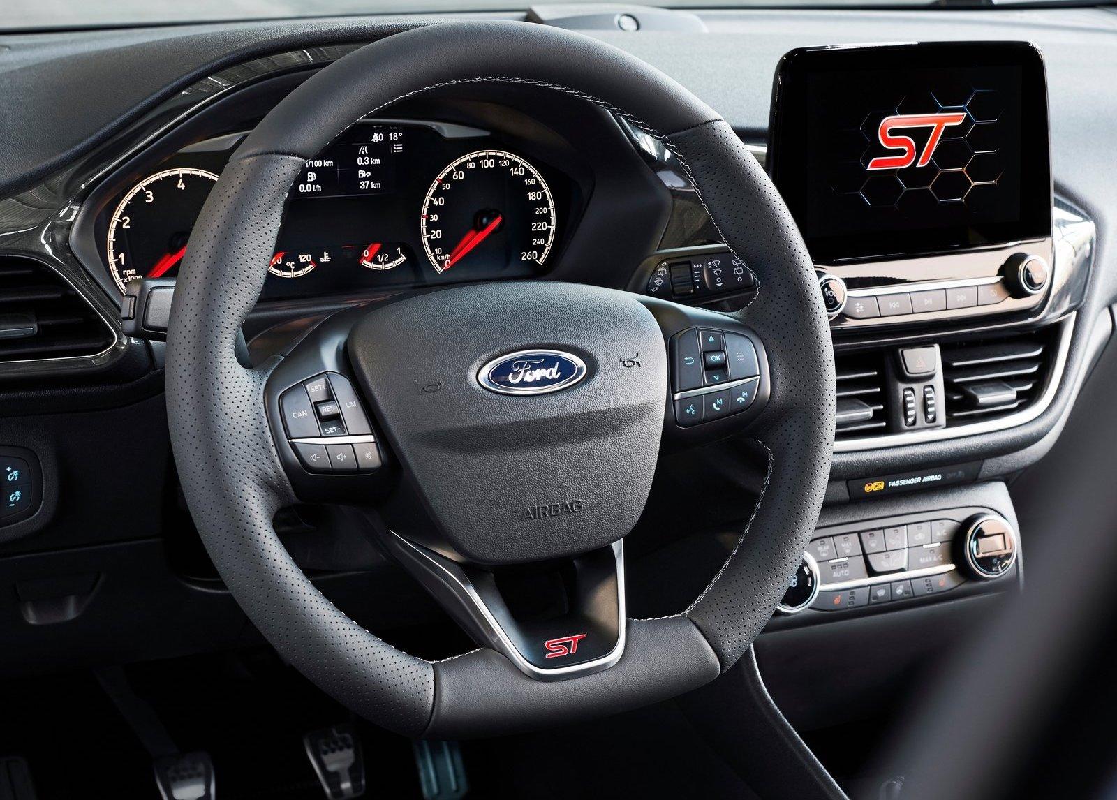 Elegant 2018 Ford Fiesta ST Interior Good Looking
