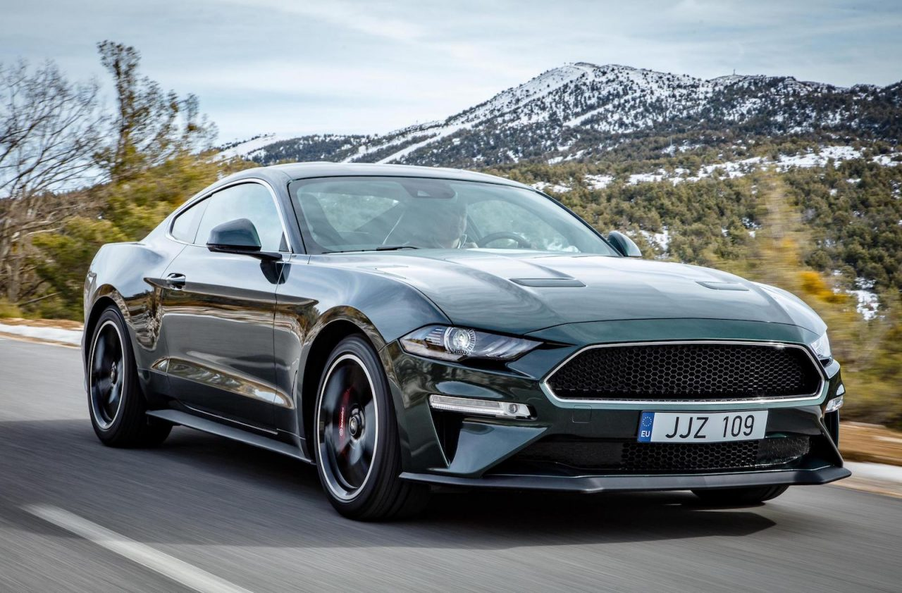 2018 Ford Mustang Bullitt Special Edition Confirmed For
