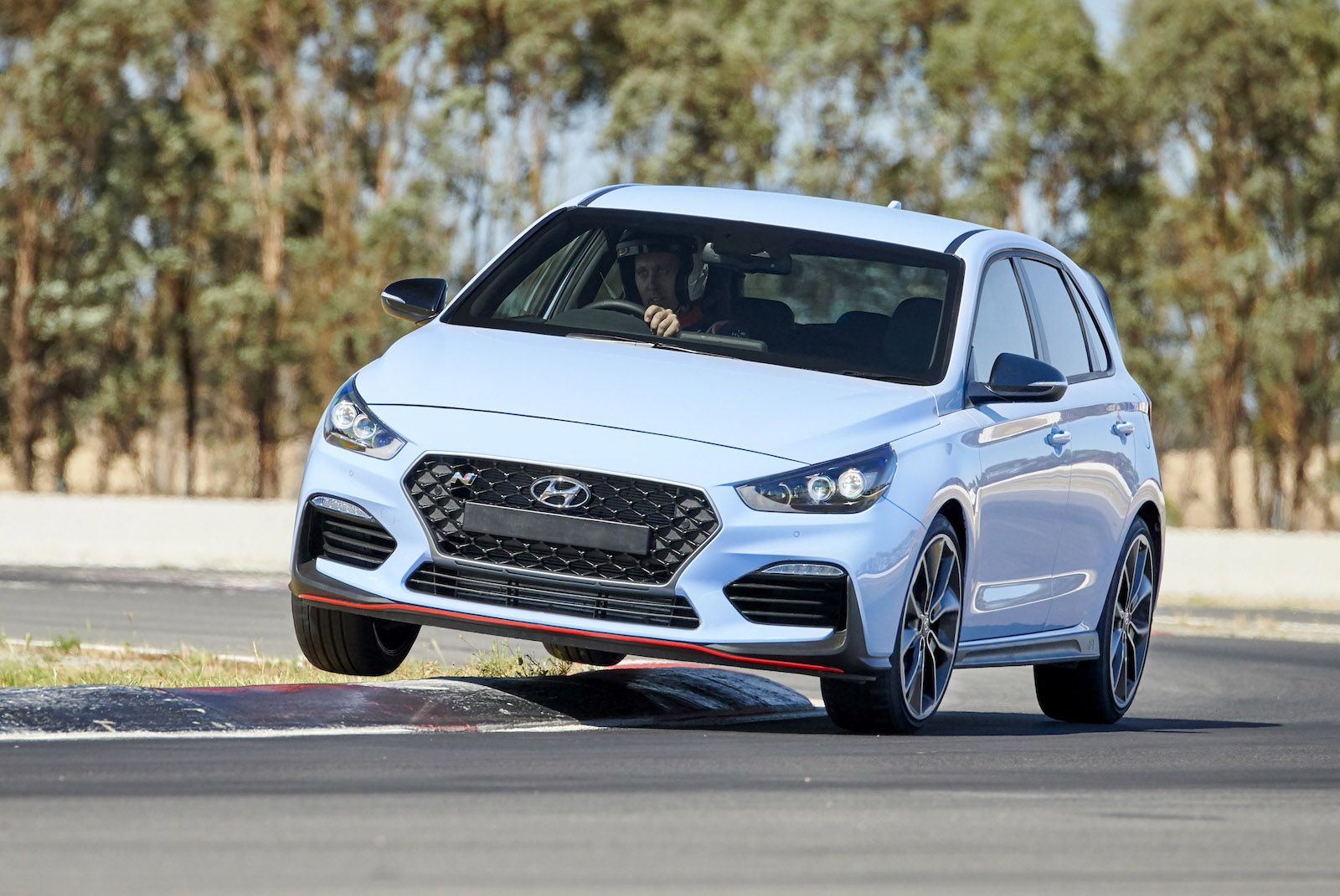 hyundai i30 n warranty covers track use on sale in april. Black Bedroom Furniture Sets. Home Design Ideas