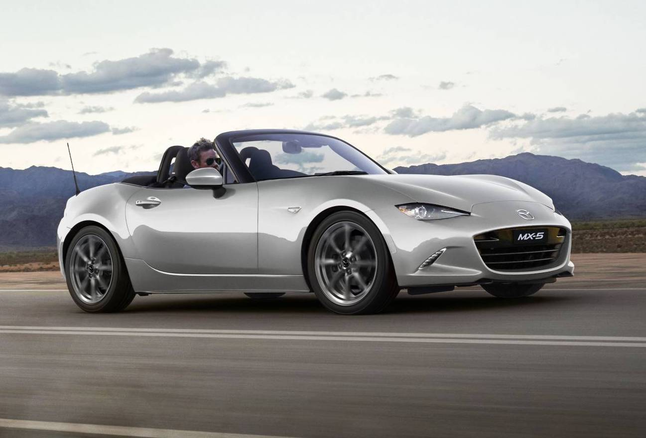 2018 mazda mx 5 update now on sale in australia performancedrive. Black Bedroom Furniture Sets. Home Design Ideas