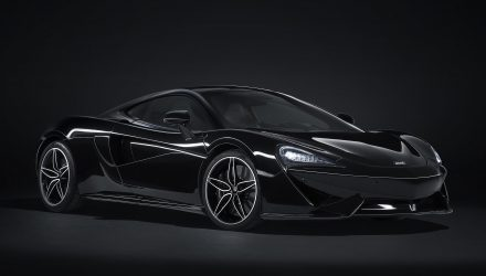 McLaren 570GT MSO Black Collection edition announced