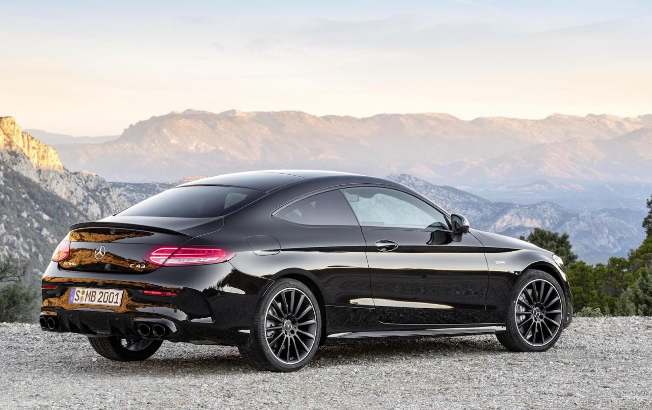 2018 Mercedes-AMG C 43 Coupe & Carbio Get Power Boost