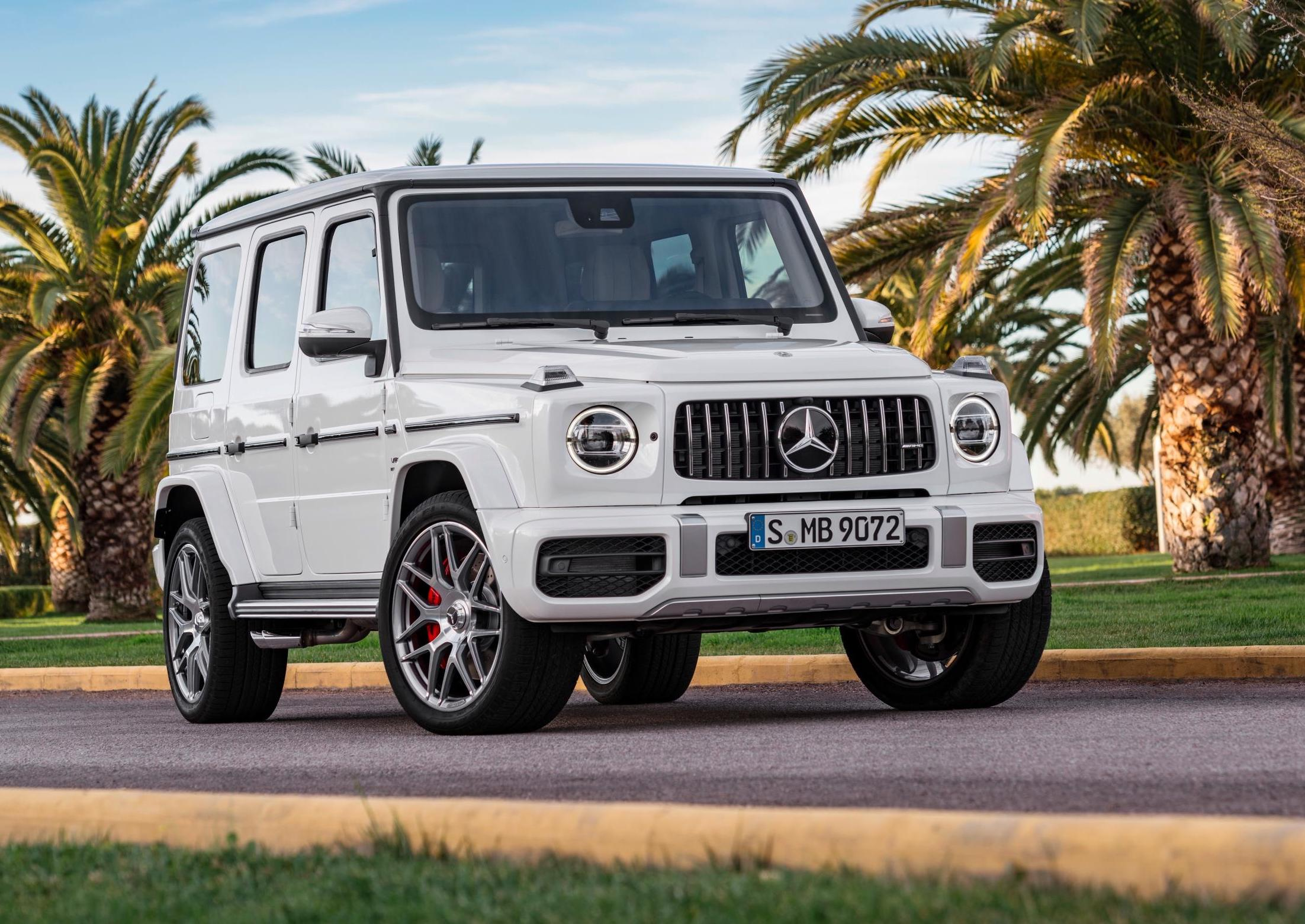 The New Model Was Only Revealed Earlier This Year, Sporting A Fresh Body  Albeit In The Traditional Boxy Shape. Being The Flagship Variant The G 63  Comes ...