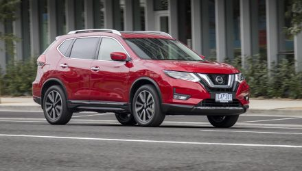 Nissan X-Trail was best-selling SUV in the world in 2017