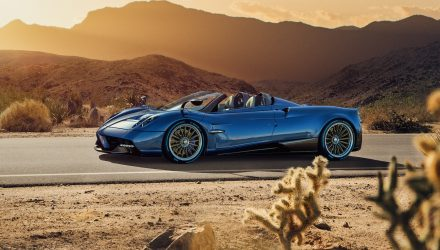 Pagani Huayra successor to offer electric & manual option – report