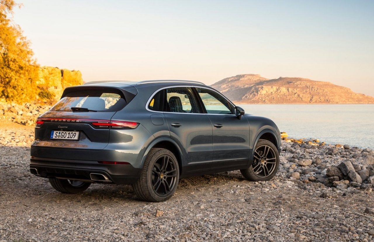 2018 porsche cayenne on sale in australia from 116 300 performancedrive. Black Bedroom Furniture Sets. Home Design Ideas
