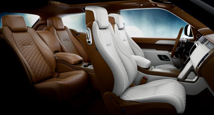 Range Rover SV Coupe subtracts doors, adds opulence