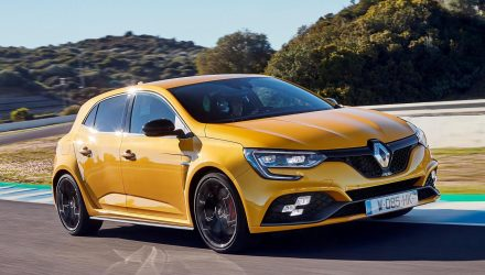 Renault Australia confirms Megane R.S. 280 getting Cup chassis option