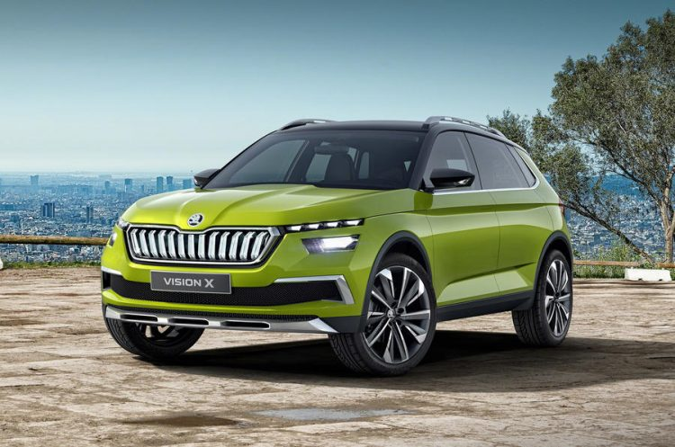 Skoda's Vision for the future