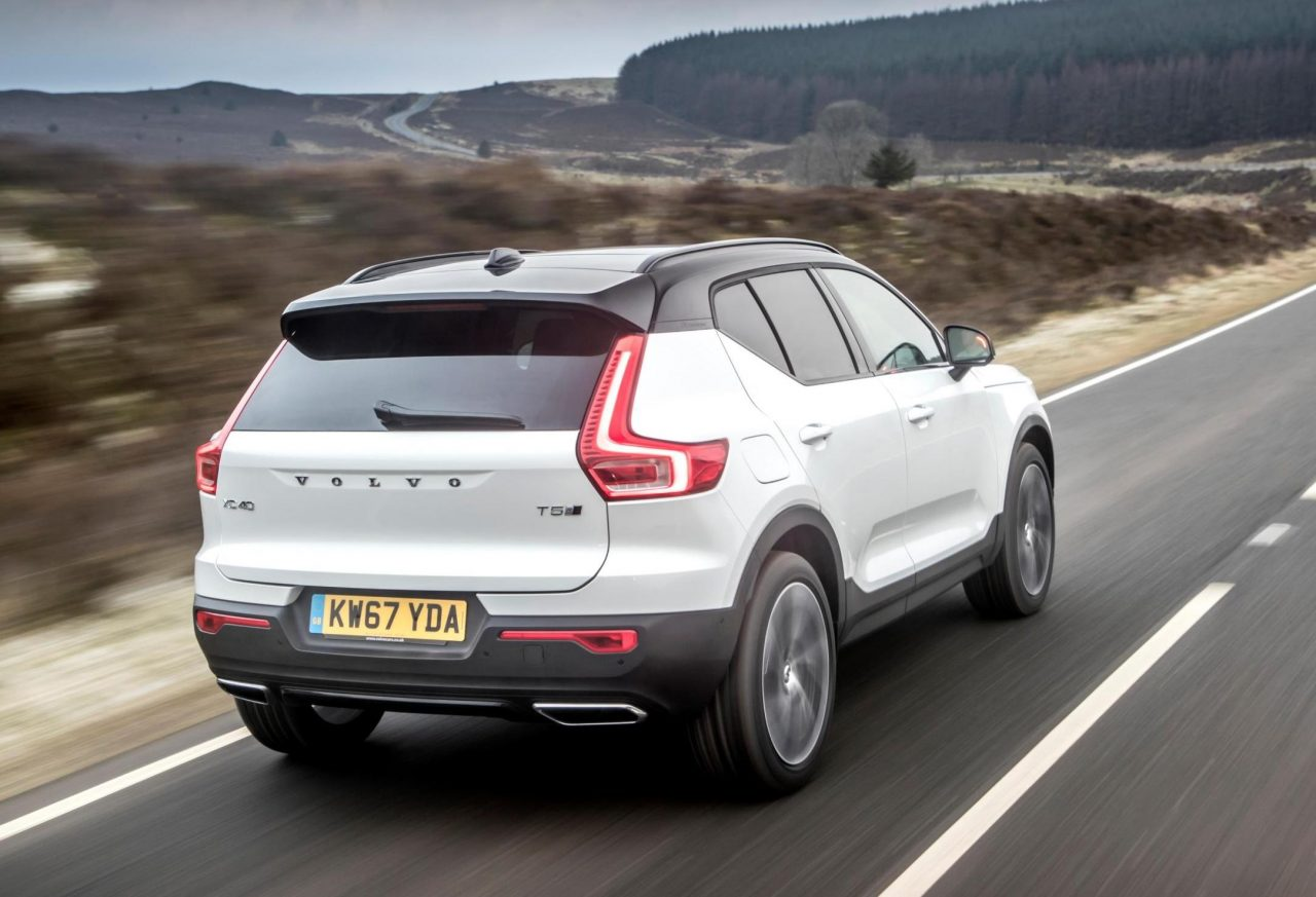 volvo xc40 on sale in australia in april from 47 990 performancedrive. Black Bedroom Furniture Sets. Home Design Ideas