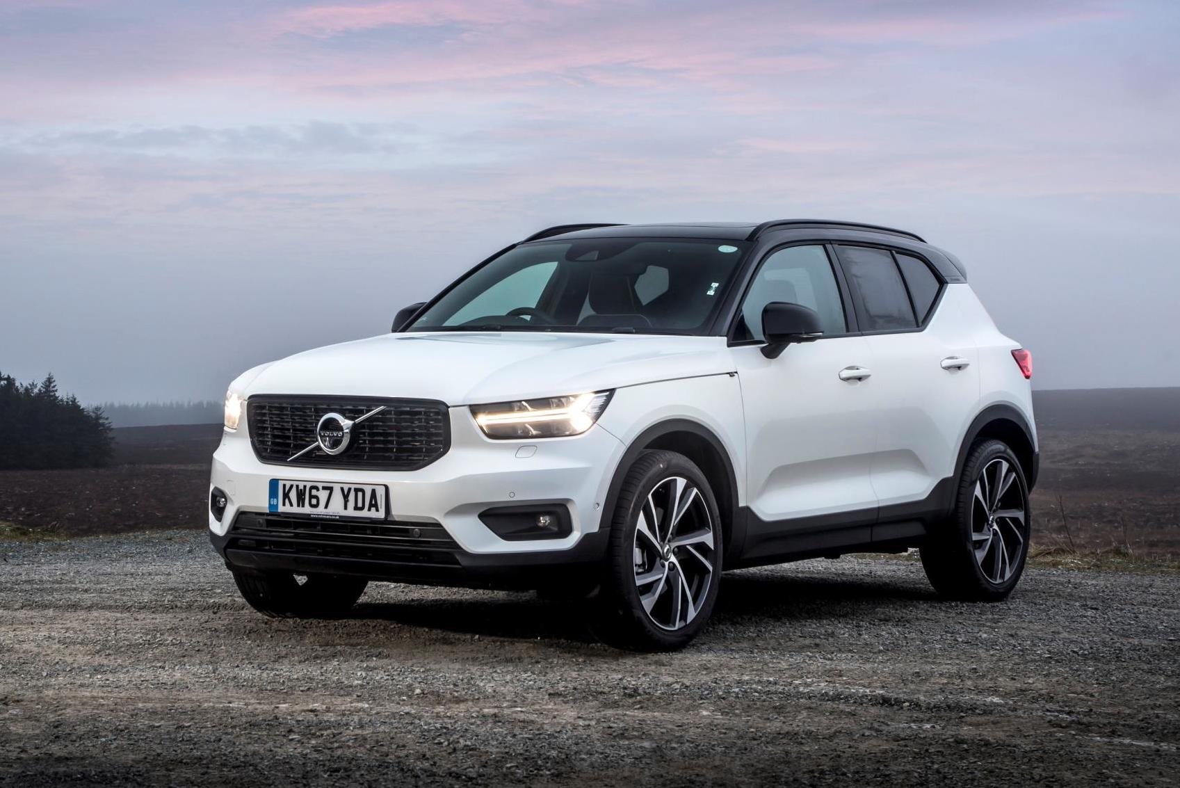 Volvo Xc40 On Sale In Australia In April From 47 990