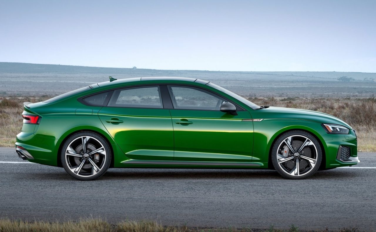 2019 Audi RS 5 Sportback Revealed, First Sportback RS 5