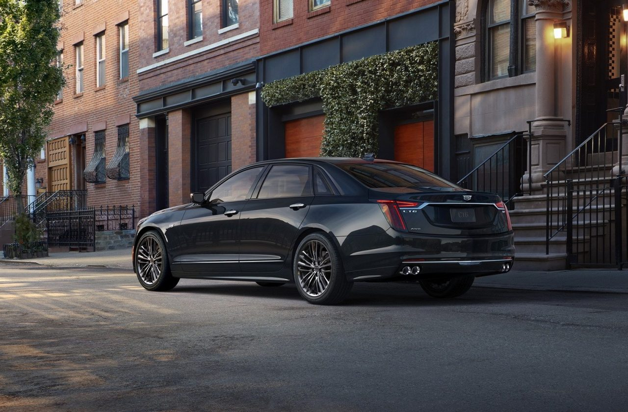 2019 cadillac ct6 v sport is the statesman replacement we need performancedrive. Black Bedroom Furniture Sets. Home Design Ideas