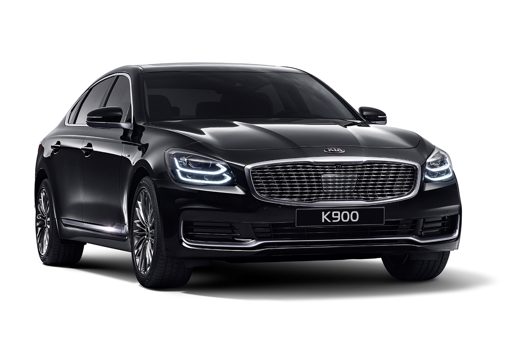 2018 Kia K900 Revealed Gets World First Pantone Interior