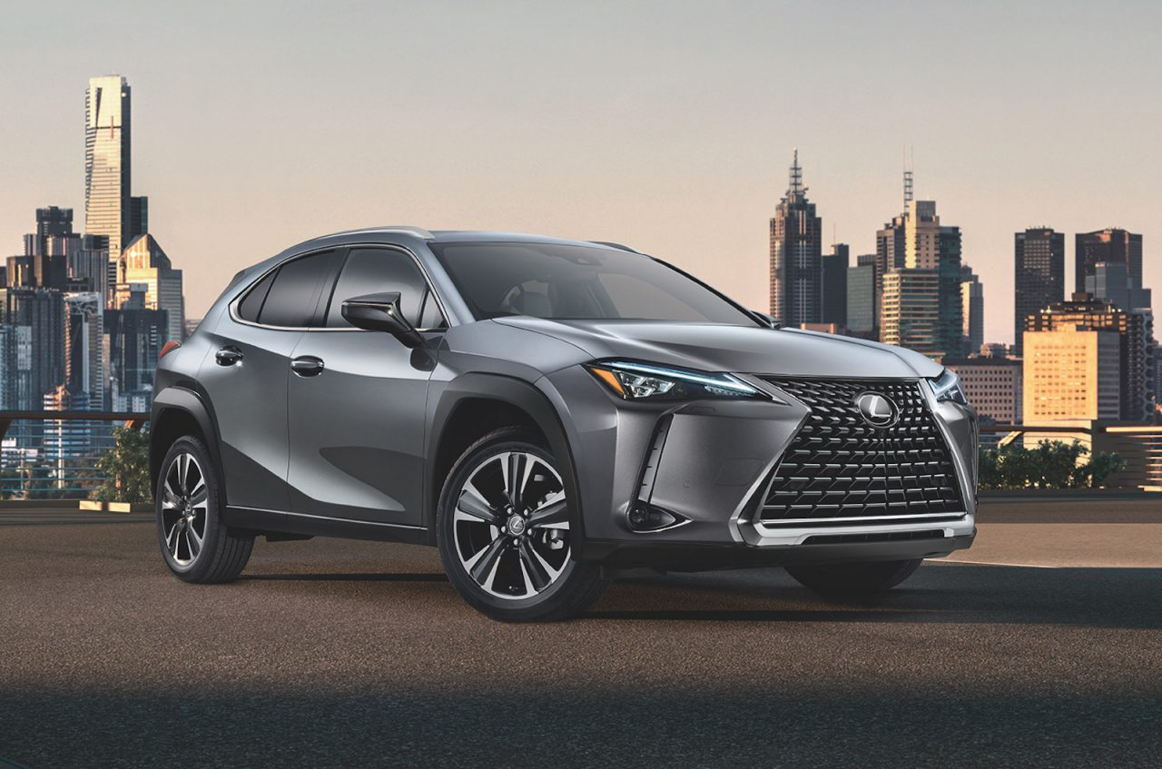 Lexus UX compact SUV officially revealed at Geneva show ...