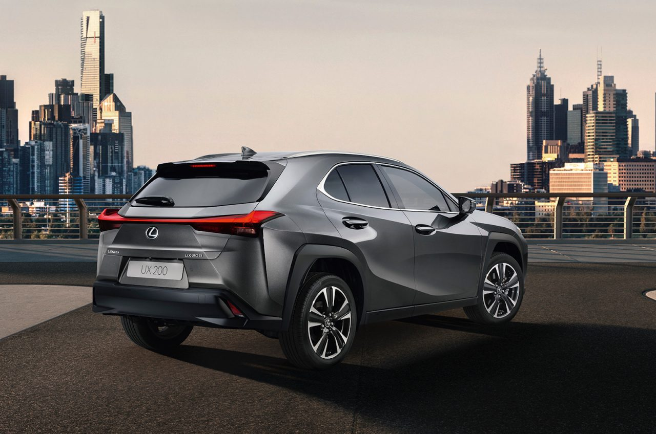 Compact Suv Australia >> Lexus UX compact SUV officially revealed at Geneva show | PerformanceDrive