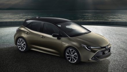 2019 Toyota Corolla officially revealed, on sale in August