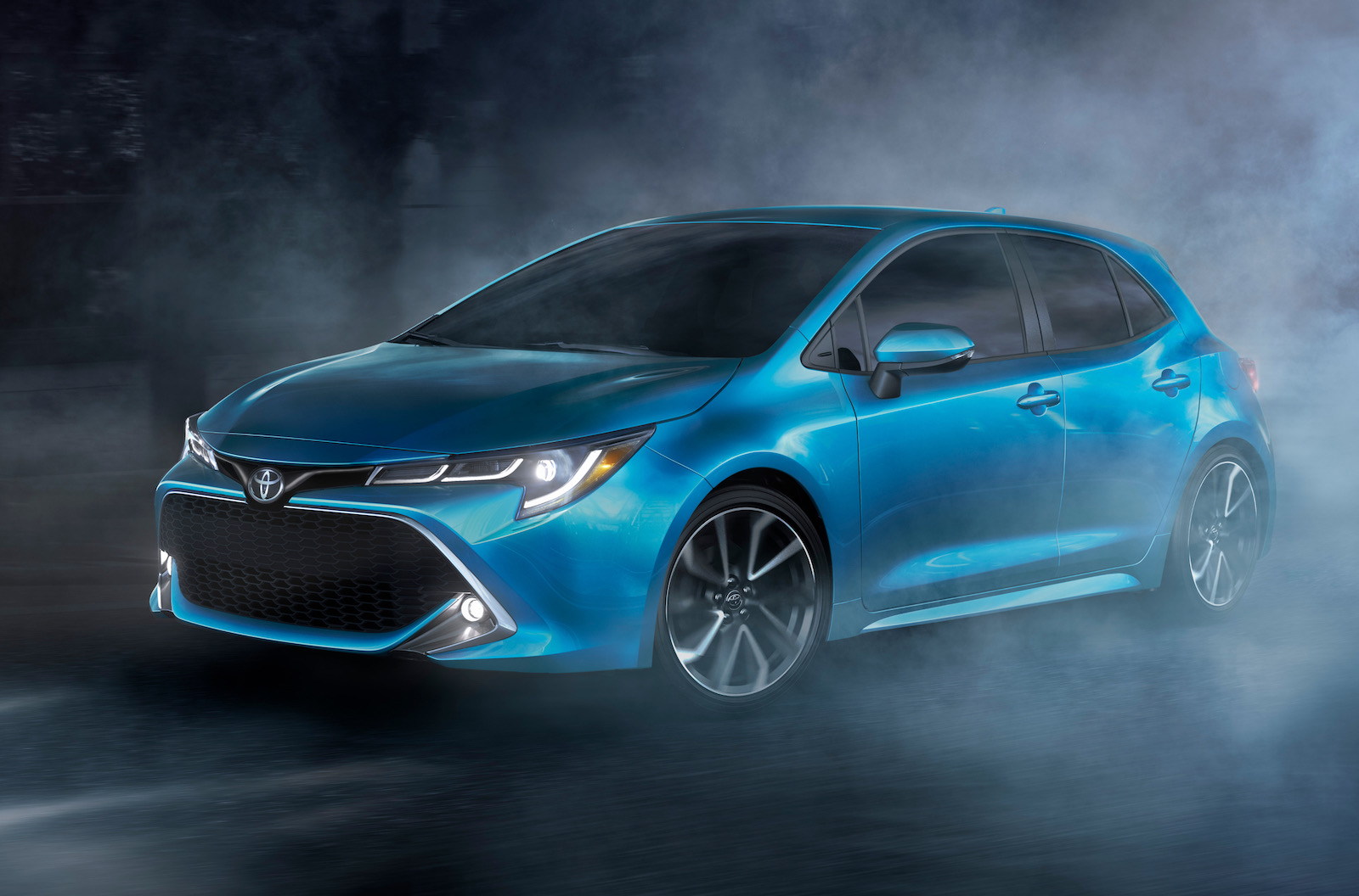This Is the 2019 Toyota Corolla Hatchback