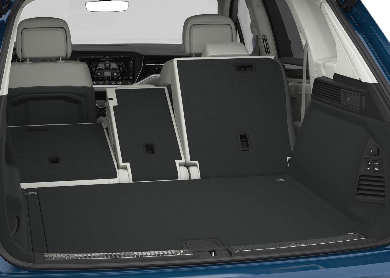 2019 Volkswagen Touareg Unveiled Gets 310kw V8 Diesel