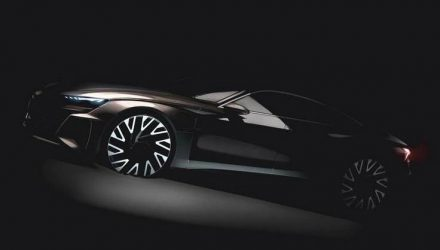 Audi plans sleek Tesla Model S rival with the 'e-tron GT'