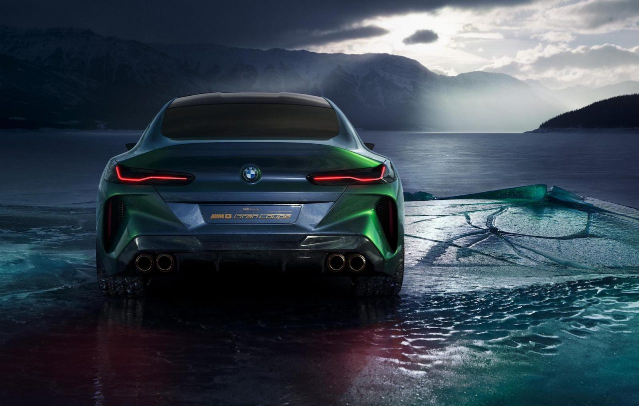 Bmw M8 2019 >> BMW M8 Gran Coupe concept revealed, production version confirmed | PerformanceDrive