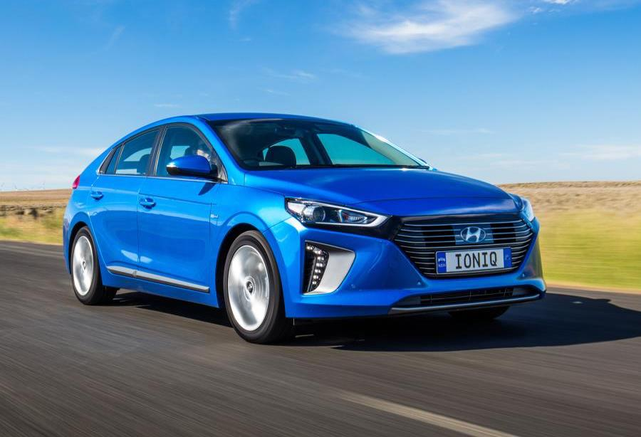 australia getting all 3 versions of hyundai ioniq fleet testing begins performancedrive. Black Bedroom Furniture Sets. Home Design Ideas