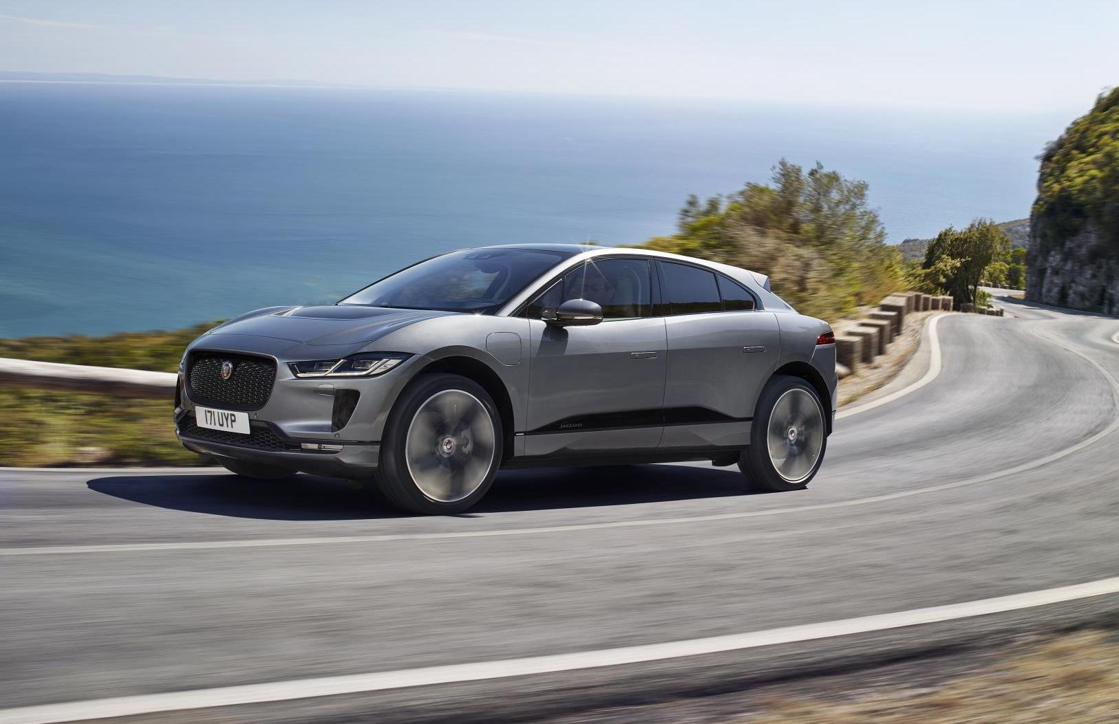 electric jaguar i pace officially revealed on sale from 119 000 performancedrive. Black Bedroom Furniture Sets. Home Design Ideas