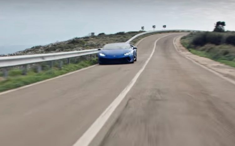 lamborghini huracan performante spyder confirmed for geneva video performancedrive. Black Bedroom Furniture Sets. Home Design Ideas