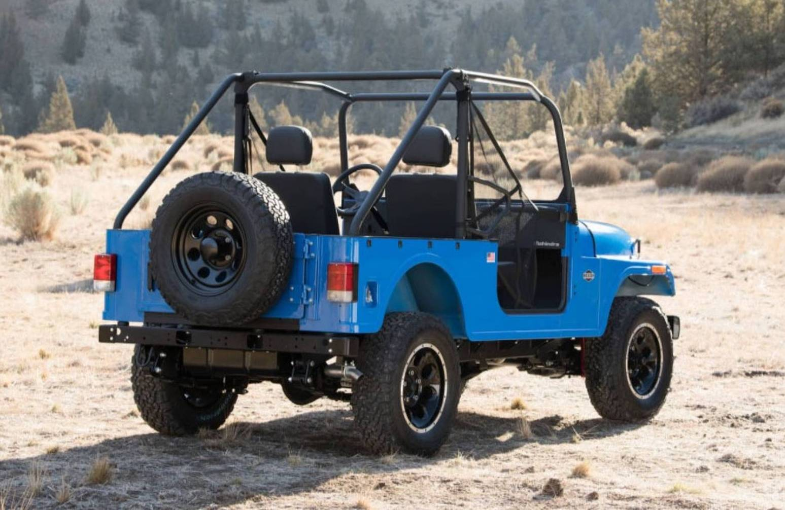 mahindra roxor   classic jeep youve  wanted performancedrive
