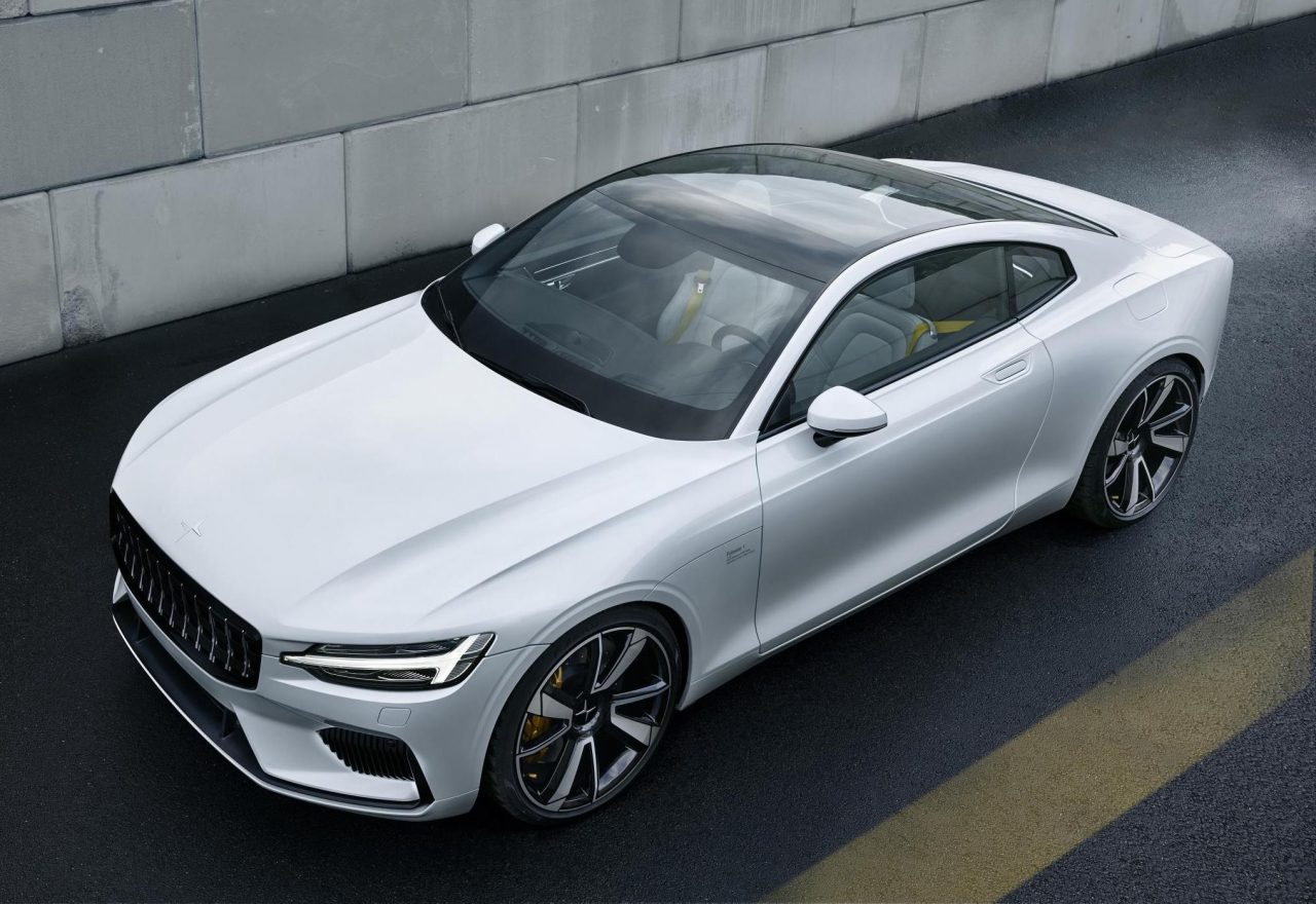 Pre Orders For Polestar 1 Now Open In 18 Countries
