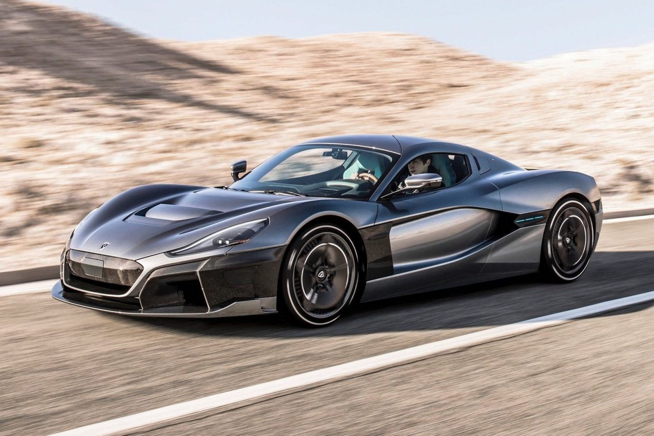 Rimac C_Two goes official; 1408kW, 1/4 mile in 9.1 seconds | PerformanceDrive