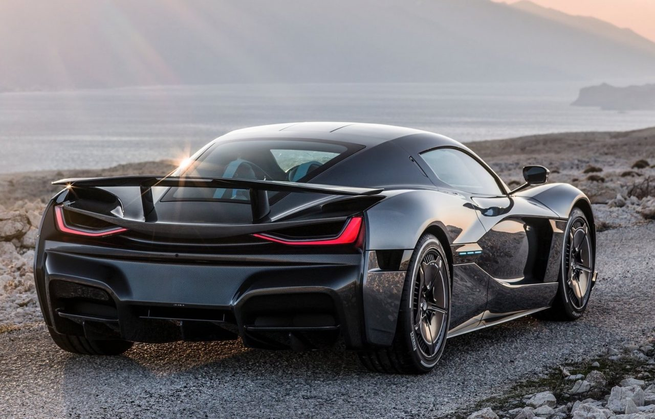 rimac c two goes official 1408kw 1 4 mile in 9 1 seconds performancedrive. Black Bedroom Furniture Sets. Home Design Ideas