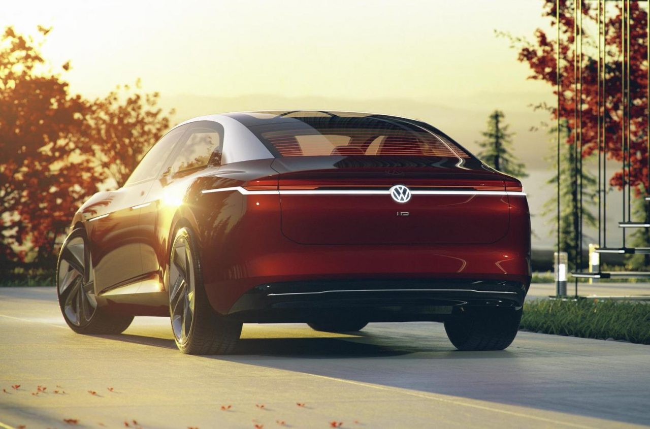 Volkswagen I.D. Vizzion concept unveiled at Geneva show | PerformanceDrive