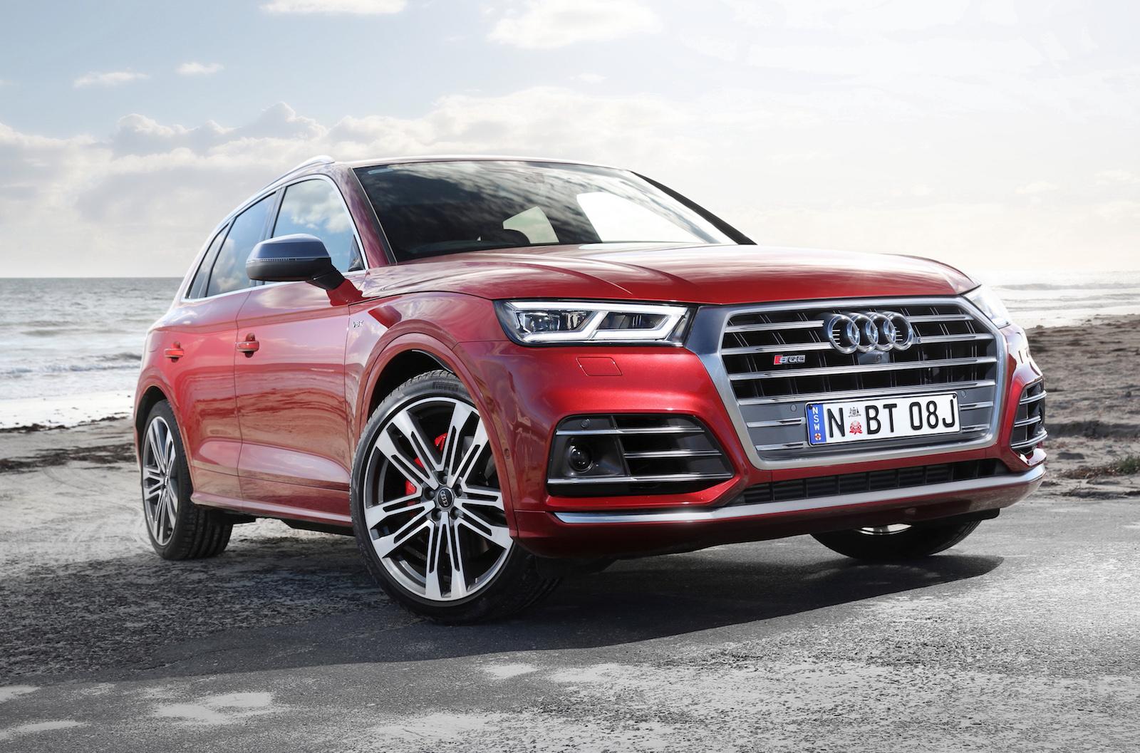 New Sq5. New Audi Sq T Premium Plus Suv For Sale In ...