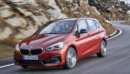 2018 BMW 2 Series Active Tourer update announced in Australia