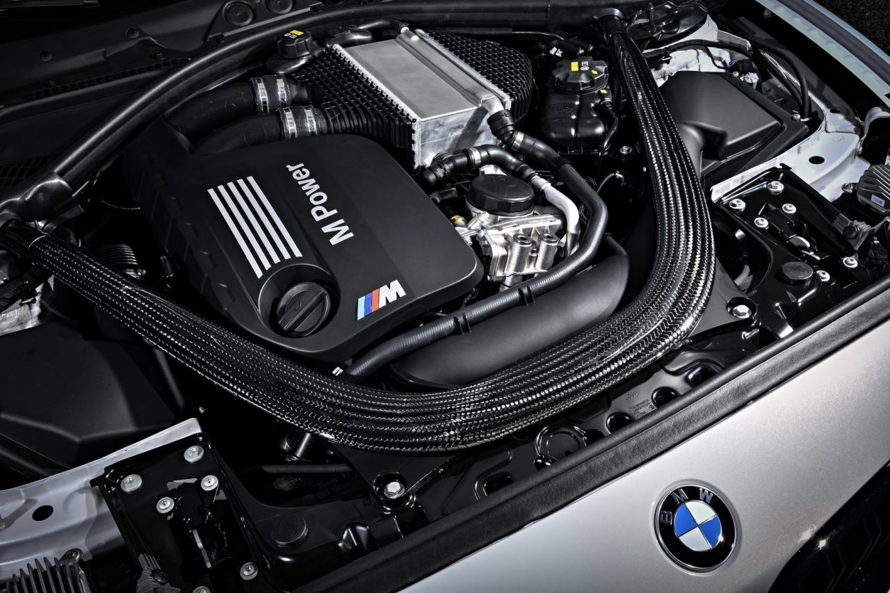 BMW M4 Gts For Sale >> BMW M2 Competition revealed, gets S55 M3/M4 twin-turbo ...