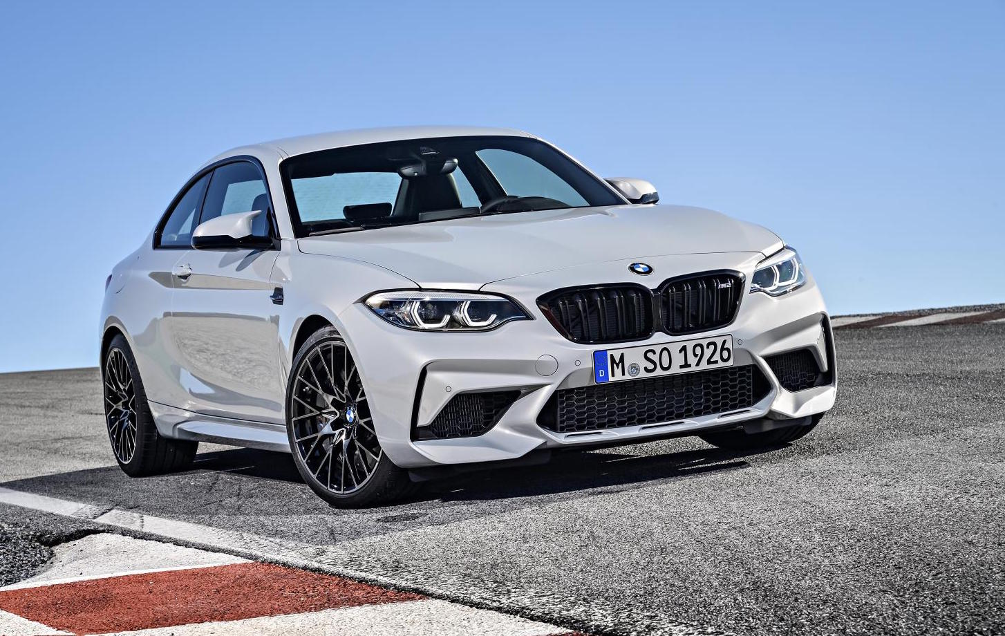 Beijing Motor Show 2018: BMW reveals 404bhp M2 Competition